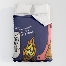 Campfire Tales Comforters