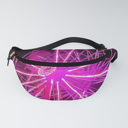 Round and Round We Go Fanny Pack