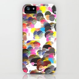Lovely Dot No. 1 iPhone Case