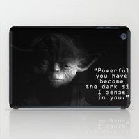 yoda iPad Cases featuring yoda by muffa