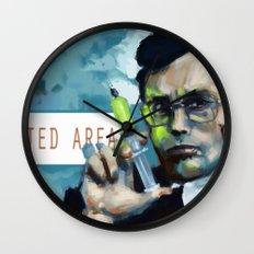 Herbert West Wall Clock