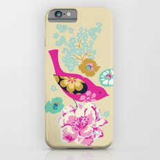 Birds and Blooms 1 Slim Case iPhone 6s