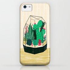 Terrarium - Geodesic Plant for Succulents and Cactus by Andrea Lauren iPhone 5c Slim Case