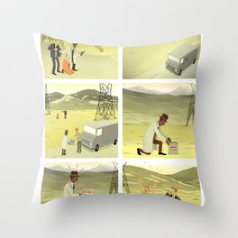 What's in the box? Throw Pillow