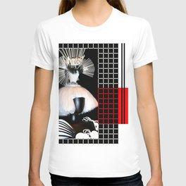 Valentine La Mode Mannequin T-shirt