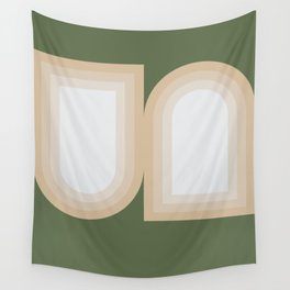 Contemporary Composition 13 Wall Tapestry