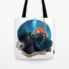 Merida Tote Bag