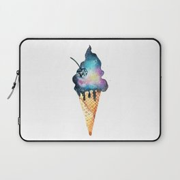 Cold as space))) Laptop Sleeve
