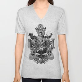 PAGAN WICCAN II Unisex V-Neck