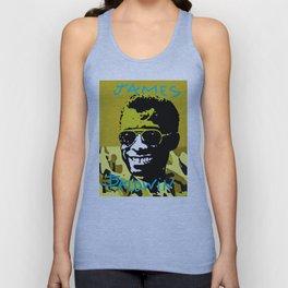 James Baldwin Unisex Tank Top