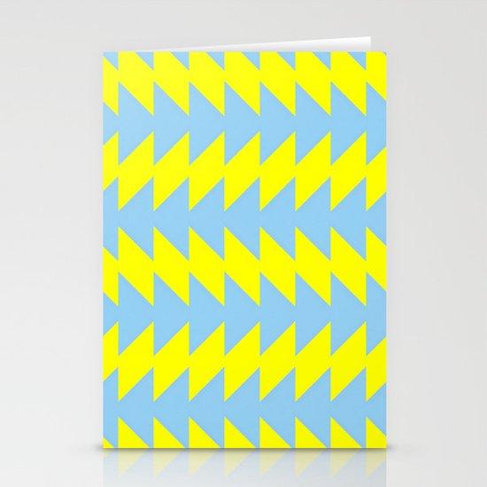 Van Zanen Yellow & Blue Stationery Cards