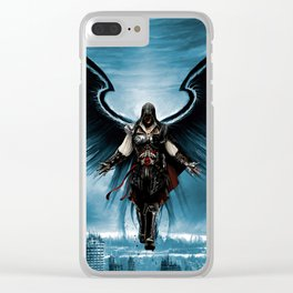 assassins Clear iPhone Case
