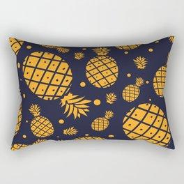 Pineapple Decoration Rectangular Pillow