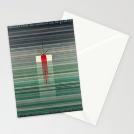 general dynamics latome au service vintage Poster Stationery Cards