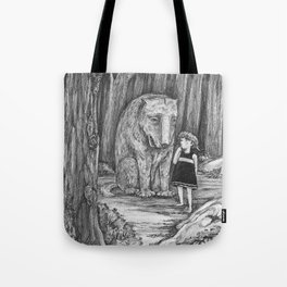 Would you be my friend? Tote Bag