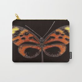 Untitled Butterfly 2 Carry-All Pouch