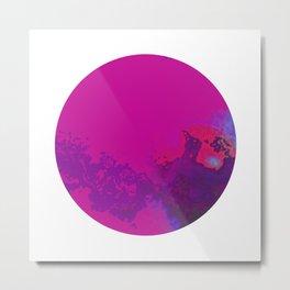 Vivid Planet 08 Metal Print