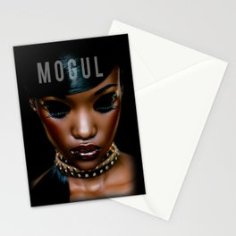 Mogul Chick Stationery Cards