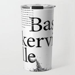Bask in the Ville Travel Mug