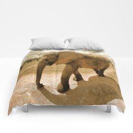 Wildlife big Elephant Comforters