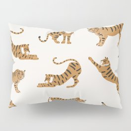 Tiger Print Pillow Sham