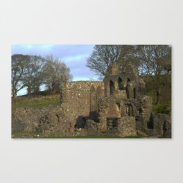 Inch Abbey Canvas Print