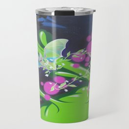 Radar Bats Travel Mug
