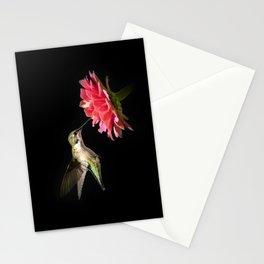 Hummingbird V Stationery Cards