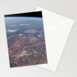 Andes Mountains Argentina Stationery Cards