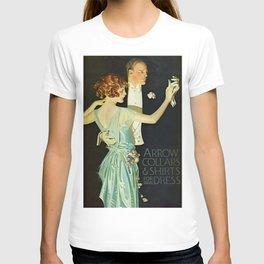 Vintage poster - Arrow Collar T-shirt