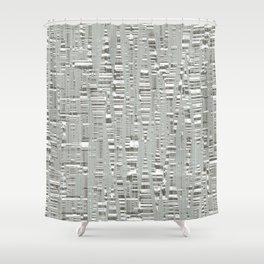 Texture az Birch Shower Curtain