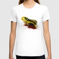 kill bill T-shirts featuring KILL BILL onitsuka special by wrong planet