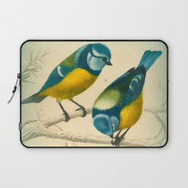 2 Little Birds Laptop Sleeve