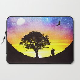 When the stars were shining Laptop Sleeve