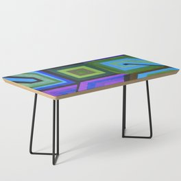 Love and Logic Colour Variation Coffee Table