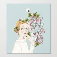 Elviras Canvas Print