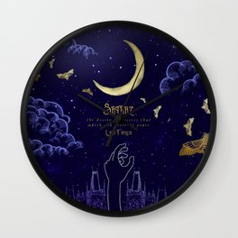 Impossible Dreams Wall Clock
