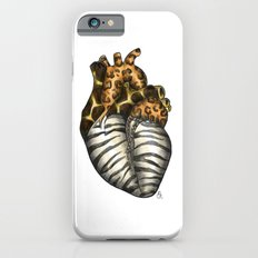 Heart gone wild - color  Slim Case iPhone 6s