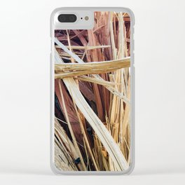After the Storm - Hurricane Michael Aftermath (3) - Tree Clear iPhone Case