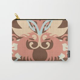 Abstraction Five Tlaloc Carry-All Pouch