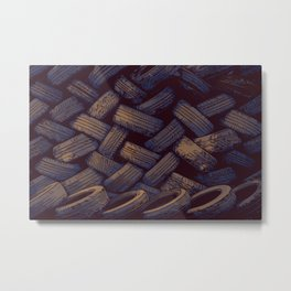 Tired tires Metal Print