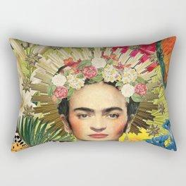 Frida Kahlo XI Rectangular Pillow