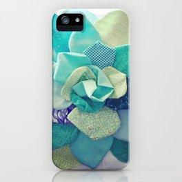 Succulent in Textile iPhone Case