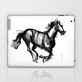 Horse (Far from perfection) Laptop & iPad Skin