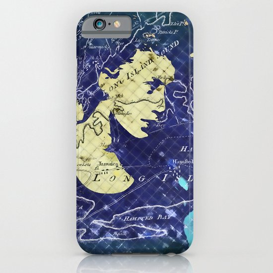 Lady of the Lake. iPhone & iPod Case