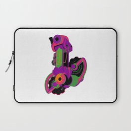 The World's Most Famous 70's Derailleur, One Cool Cat Laptop Sleeve