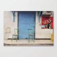 coke Canvas Prints featuring Coke by Piotr Pietrus