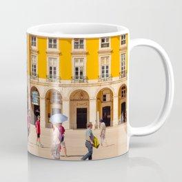 Lisbon Place architecture Coffee Mug