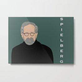 Speilberg Metal Print