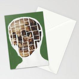 Skull-Saic Stationery Cards